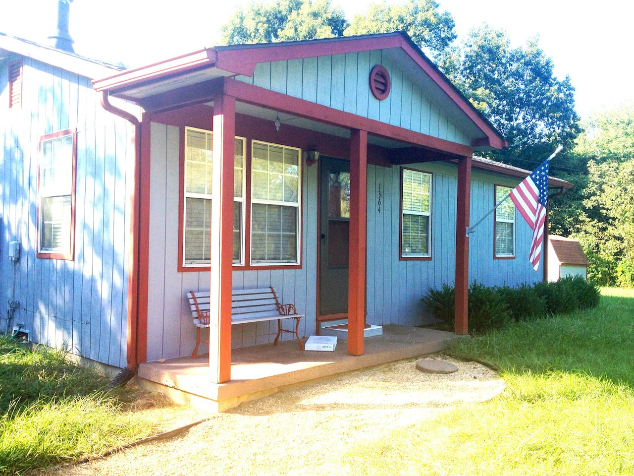 A Place to Stay in Crozet