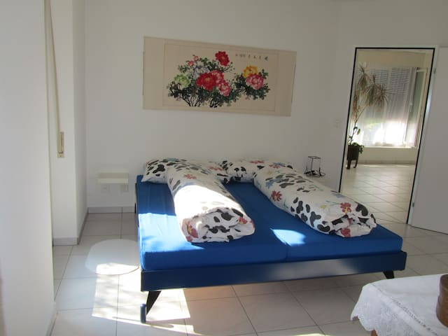 Moderne, gemütliche Wohnung - Ebikon - Appartement