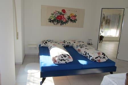 Moderne, gemütliche Wohnung - Ebikon - Apartment