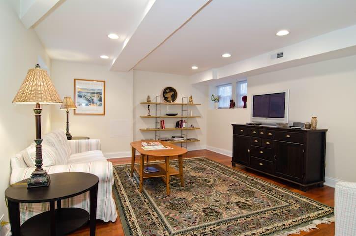 Lovely 2 bedroom in Lincoln Square  - Chicago - Apto. en complejo residencial