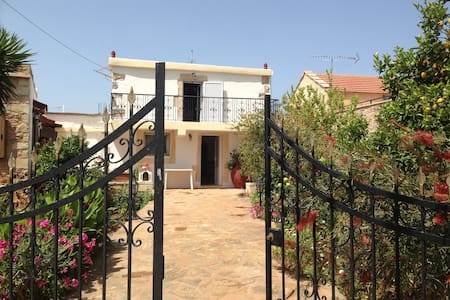 Traditional Cretan House to rent - Chania - Ház