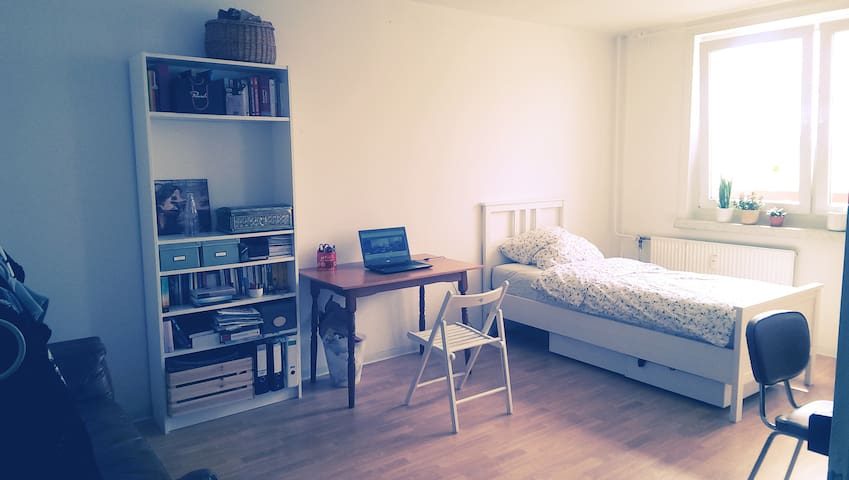 Sunny, nice flat in central location of Berlin