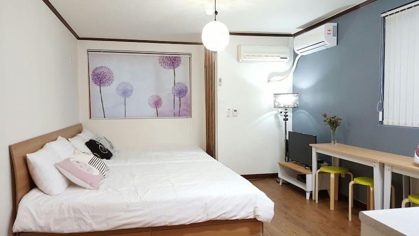 #4 Cozy House [Seoul STN 3 min]
