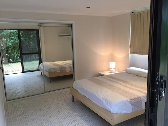 Downstairs apartment - Buderim - Daire