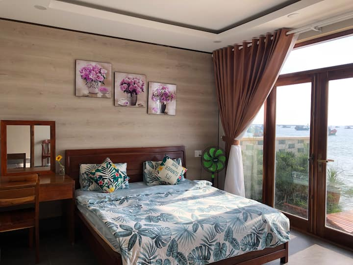 SEA VIEW ROOM WITH GARDEN - CHILL HOUSE 1 (R11)