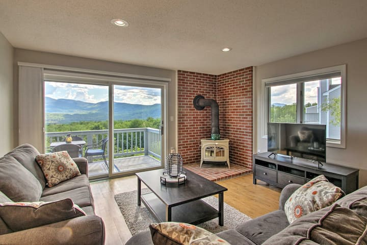 NEW! Family Condo w/ Mtn Views & Community Pool!