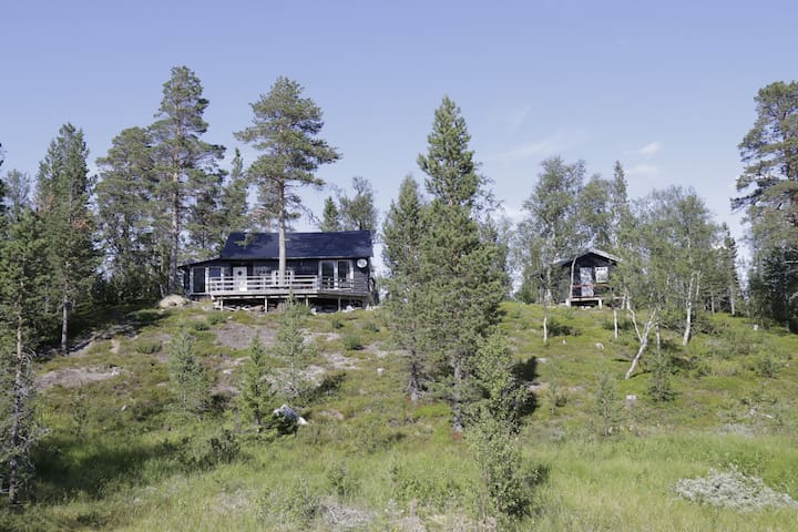 Mountain cottage Oppdalsvallen