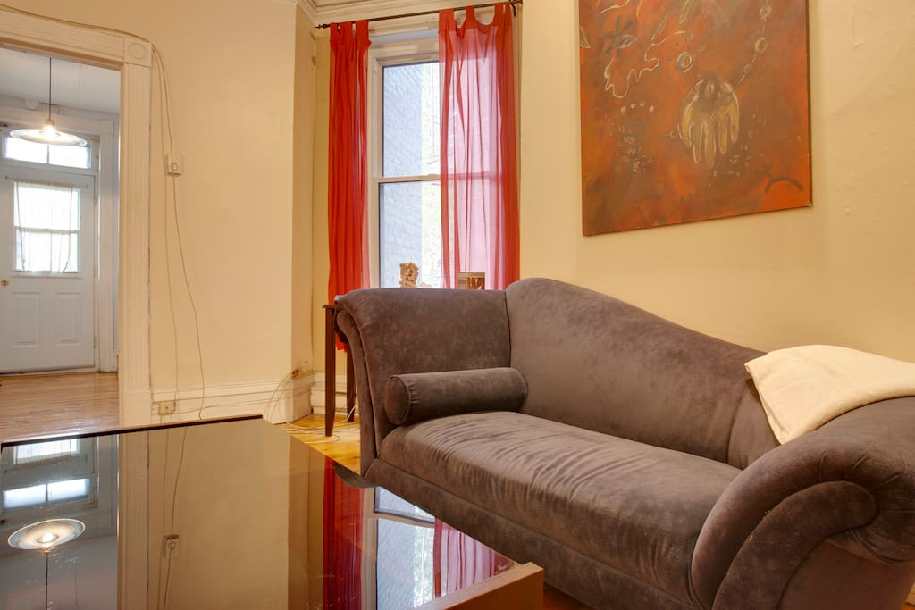 Great apartment near downtown