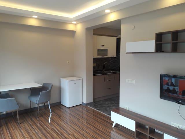 New entire flat Istanbul-Bakirköy (Ninve-3)