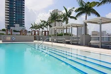 Luxurious 2 bedroom in South Beach - Miami Beach - Apartment