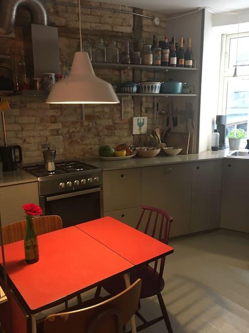 kitchen, 10m2