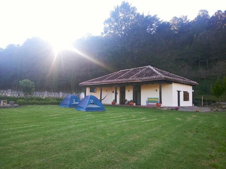 Cabaña Campestre, Rancho San Nicolás
