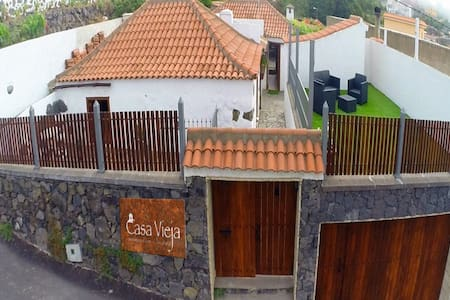 Casaviejaicod & Spa in the forests of Teide.