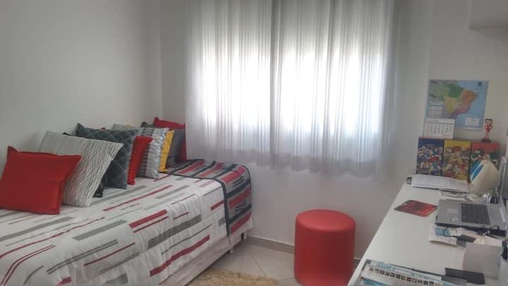 Apartamento da Sol no Ipiranga-SP