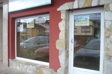 Local comercial  N-634 - Santa María de Cayón