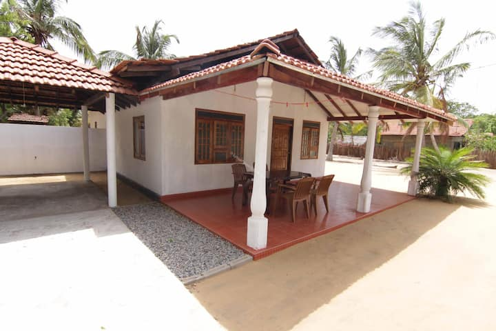 Brand New 2 Bedroom House Kalpitiya