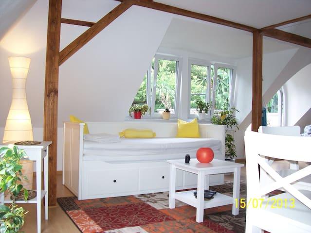 Wohnung Moritzburger Seenlandschaft - Moritzburg - Apartamento