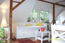 Wohnung Moritzburger Seenlandschaft