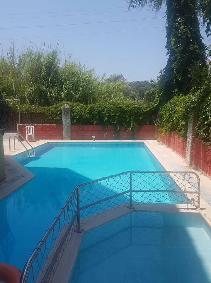 Havuzlu özel oda Marmaris