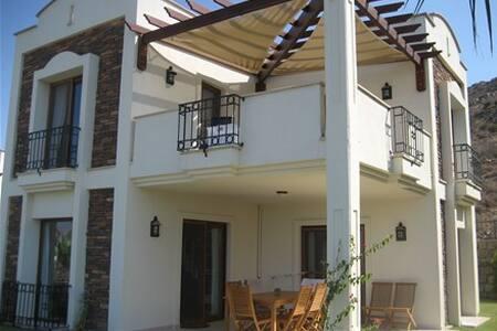 Fantastisk luxus villa udlejes! - Turgutreis - 단독주택