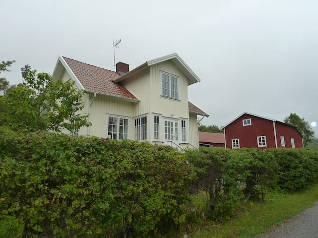 Koselig hus/småbruk i Fjällbacka. - Tanum - Cabane