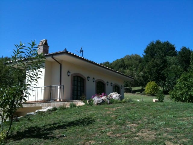 Wonderful cottage near Rome - Vallerano
