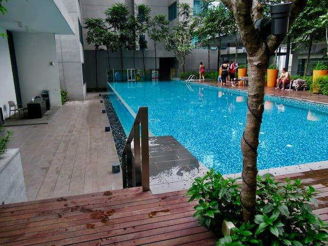 Resort Hostel near Twin Towers - Kuala Lumpur