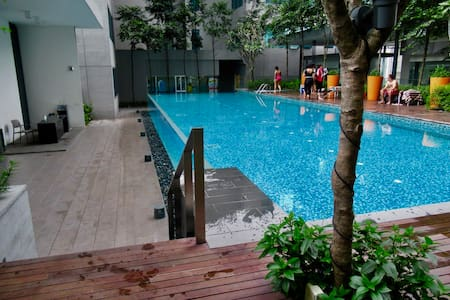 Resort Hostel near Twin Towers - 吉隆坡