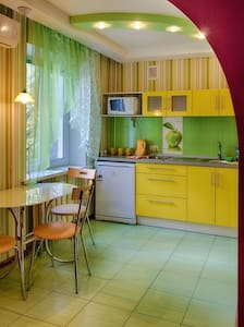 A cozy apartement in Mariupol - Mariupol' - Pis