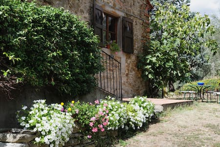 """""""La Badiola"""" stone villa - 卡斯蒂格里奧尼菲奧倫蒂諾"""
