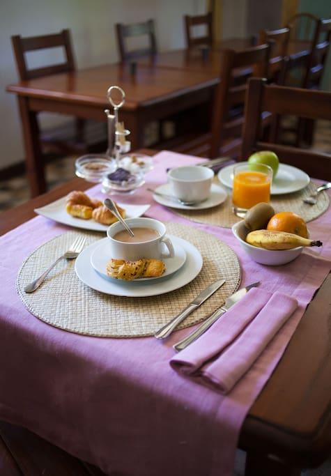 ¿Te apetece un rico desayuno?