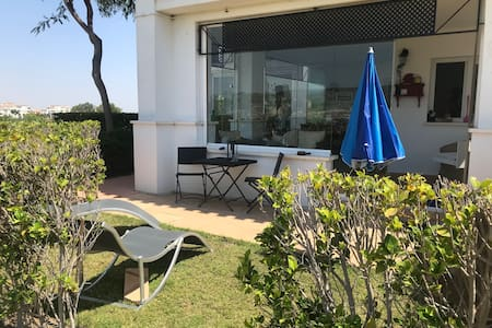 Attractive appartment on ground floor, golf resort