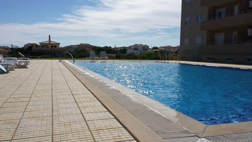 T2 Apartment with pool, Algarve