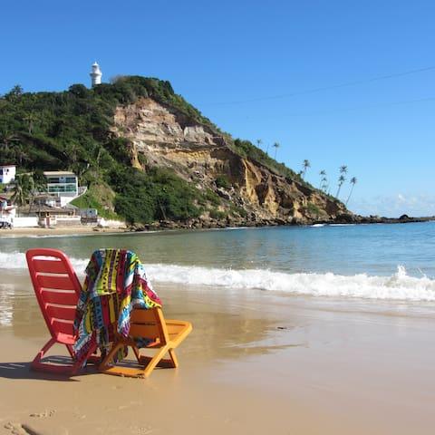 1st beach, Varandão 1 - Cairu - Daire