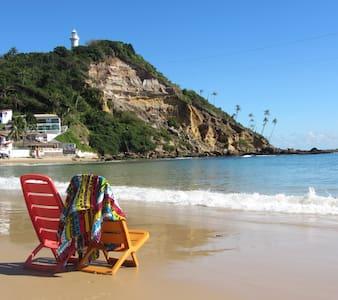 1st beach, Varandão 1