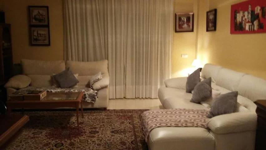 Preciosa casa para relajarse