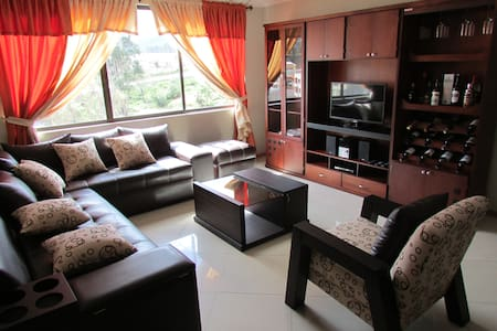 Luxury Apart Fully Furnished - Cuenca Canton - Wohnung