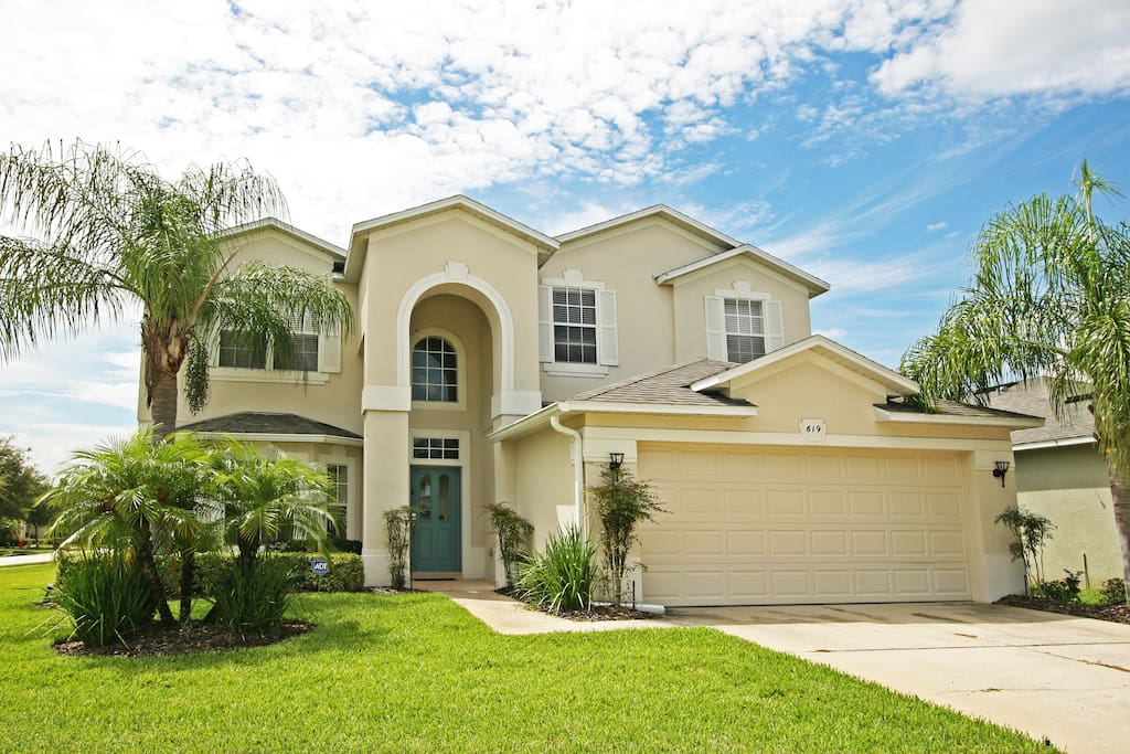 Orlando paradise houses for rent in davenport florida for Big houses in florida