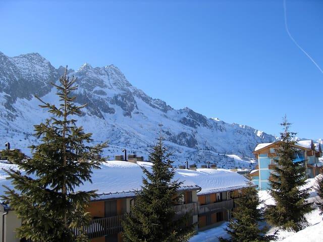 Appartement de montagne - Passo del Tonale - Leilighet