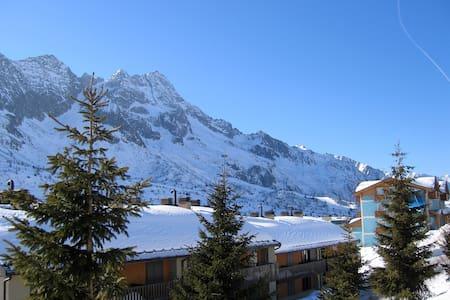 Appartement de montagne - Passo del Tonale