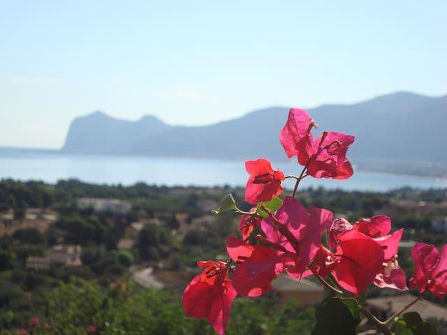 camera con vista mare - Carini - Vila