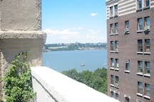 West View of the Hudson River