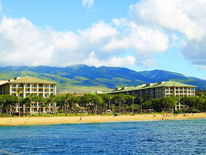 Studio Villa WESTIN KAANAPALI OCEAN Resort Beach