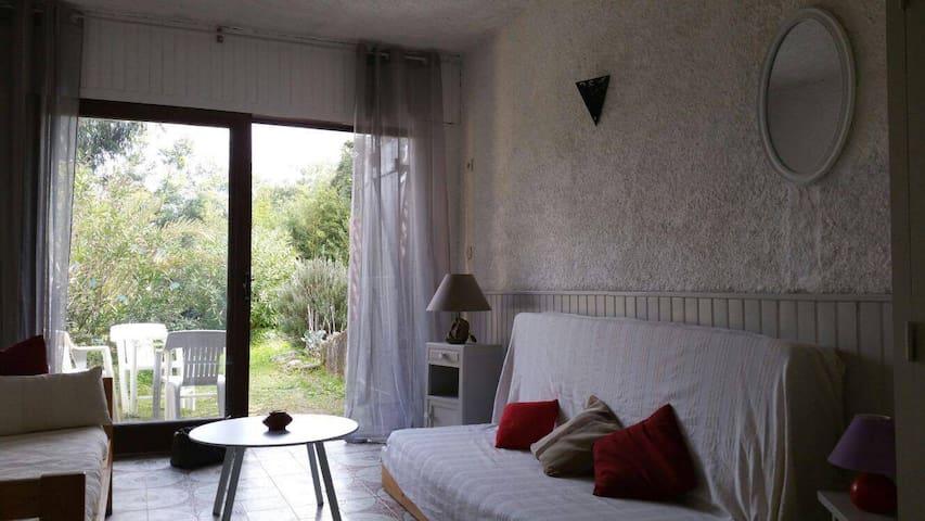Studio Bord de mer - CORSE - Casaglione - Lägenhet