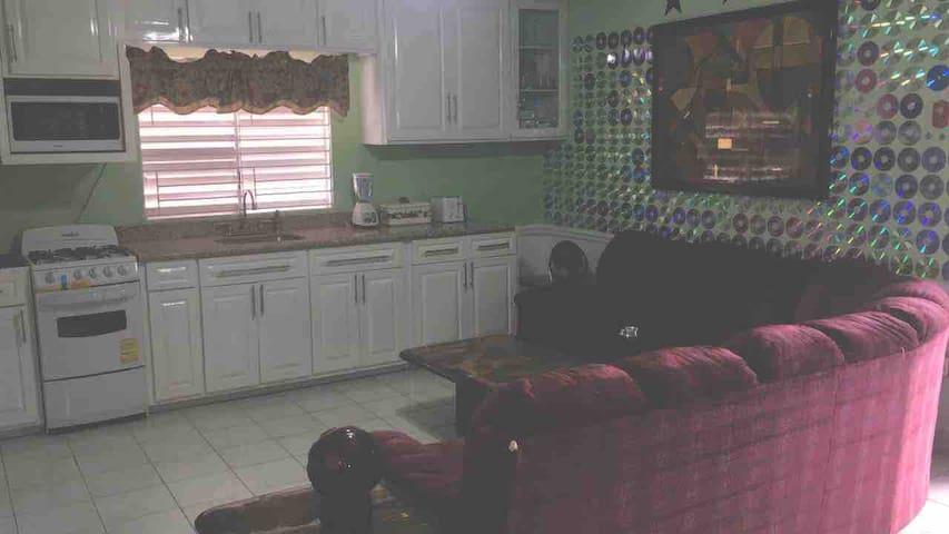 Club house apartment