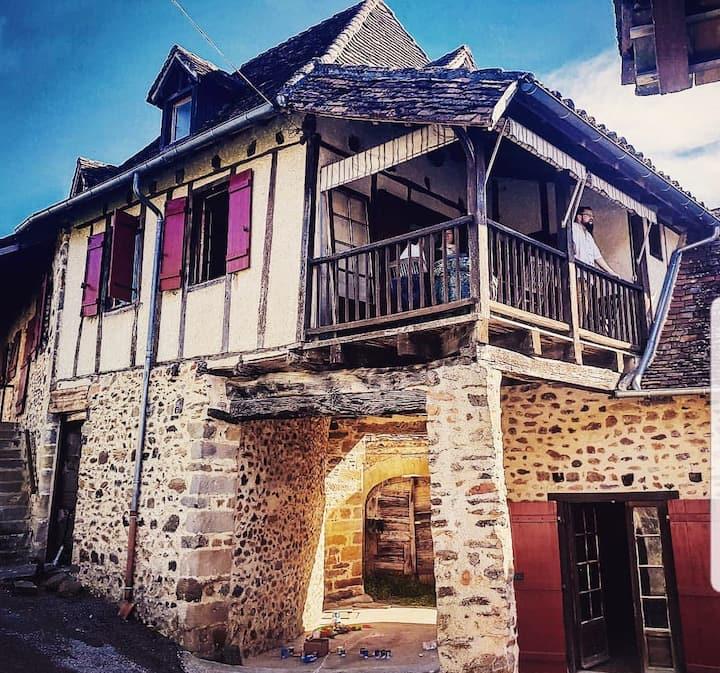 maison de caractère à Beaulieu sur Dordogne