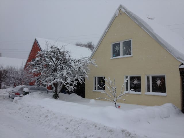 House close to park and Stockholm centre - Danderyd - Haus