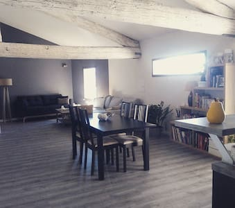 LTDH - Le toit des hirondelles - L'Isle-sur-la-Sorgue