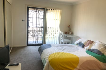 Beautifully spacious double room w/ensuite - Botany - Casa a schiera
