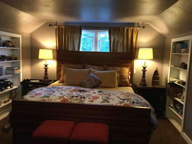 Idle Days Cottage - The Idaho Room